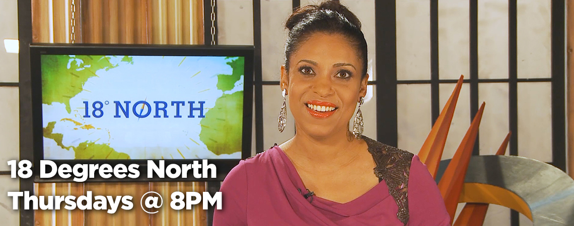18 Degrees North - Thursdays at 8 p.m.