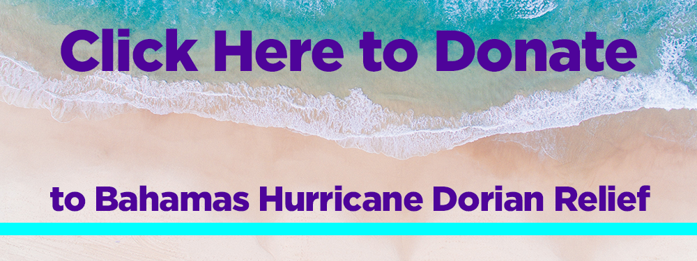 Donate to Bahamas Hurricane Dorian Reliev