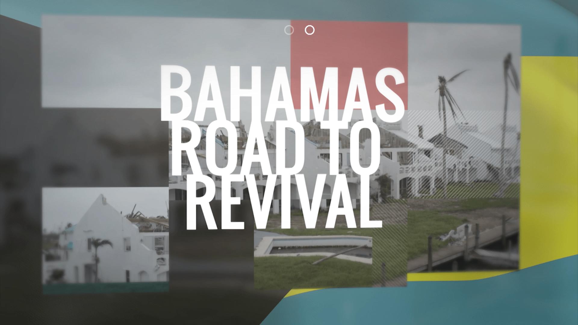 One Caribbean TV Special Examines Hurricane Recovery in Bahamas